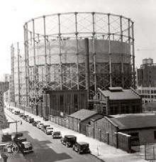 New York Gas Holder